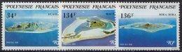 Polynésie, N° 171 à N° 173** Y Et T - Neufs
