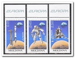 Moldavië 1994, Postfris MNH, Europe, Space - Moldavië