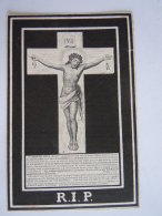 Delphina Carolina De Cock Wed Josephus Antonius Diercxsens 1801 Gent 1873 Herentals Doodsprentje Image Mortuaire - Devotion Images
