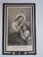Anna Maria Josepha Biermans Wed Franciscus Josephus Vervloet 1814 1882 Lier Bouasse-Lebel Doodsprentje Image Mortuaire - Images Religieuses