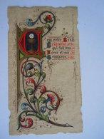 Communion 1916 Anvers Maurice Casier Image Pieuse Holy Card Santini Art Nouveau - Santini