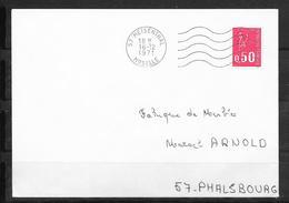 LOT 1810241 - LETTRE DE MEISENTHAL DU 16/12/71 - 1961-....
