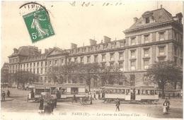 Dépt 75 - PARIS (10è Arr.) - La Caserne Du Château-d'Eau - (tramway) - LL N° 1405 - District 10