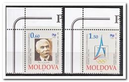 Moldavië 1994, Postfris MNH, 100 Years IOC - Moldavië