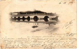 CPA Geiser 62; Bóne- Pont D'Hippone, ALGERIE (764062) - Annaba (Bône)