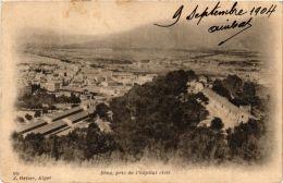 CPA Geiser 68; Bóne- Pris De L'hopital Civil, ALGERIE (764065) - Annaba (Bône)