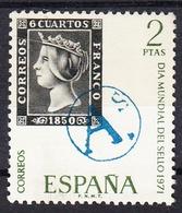 ESPAÑA 1971 - DIA DEL SELLO - EDIFIL Nº 2033 - Timbres Sur Timbres