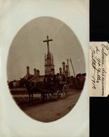 85 - SAINT-GILLES-CROIX-de-VIE - Calvaire Des Environs De Saint-Gilles - Carte-photo 1912 - Saint Gilles Croix De Vie