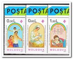 Moldavië 1994, Postfris MNH, International Year Of The Family - Moldavië