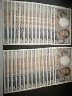 Lot De 29 Billets De 200 Francs - 1962-1997 ''Francs''