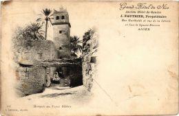 CPA Geiser 11; Mosquée Au Vieux Biskra, ALGERIE (764193) - Biskra