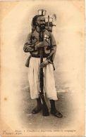 CPA Geiser 111; Blida- Tirailleurs Algériens, Tenue De Campagne. ALGERIE (764211) - Blida
