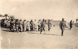 Nella Libia Italiana - 1926-27 - La Cattura Di Un Gruppo Di Ribelli (3) - - Libye