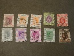 HONG-KONG  Classiques Stamps Anciens - Hong Kong (...-1997)