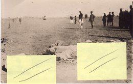 Nella Libia Italiana - 1926-27 - La Cattura Di Un Gruppo Di Ribelli - Dopo  Fucilazione - - Libia
