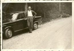 "1641 "" ALFA ROMEO GIULIETTA "" FOTO ORIG. - Automobiles"
