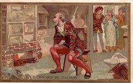 CHROMO BERNARD DE PALISSY - Chromos