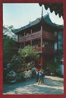 CN.- China. Shanghai. Yuyuan Garden. Theehuis. - China