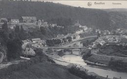 BOUILLON / PANORAMA / VUE SUR LE PONT  1910 - Bouillon