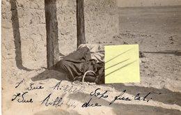 Nella Libia Italiana - 1926-27 - I Due Ribelli Dopo Fucilazione - - Libia