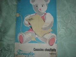 Termofor Coussin Chauffant. Produit Suisse - Plaques En Carton