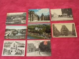 Carte Postale / Loir Et Cher / Département 41 / Lot De 8 Cartes - France