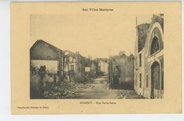NOMENY - Rue Porte Basse - Nomeny