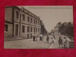 Carte Postale / Loire / Département 42 / Lot De 1 Carte De Chazelles Sur Lyon - Frankreich