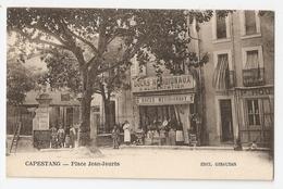 34 Capestang, Place Jean Jaurès (A4p53) - Capestang