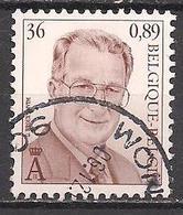 Belgien  (2000)  Mi.Nr.  3016  Gest. / Used  (4aa20) - Belgium