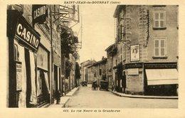 SAINT JEAN DE BOURNAY(CASINO) - Saint-Jean-de-Bournay