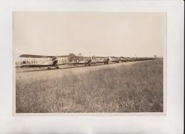 GIPSY MOTH TRAINING MACHINES CAMP BORDEN DE HAVILLAND AIRCRAFT OF CANADA  +-  25 * 17 CM - Aviación