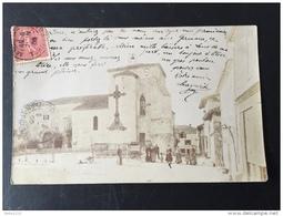 Cazes-Mondenard: Carte Photo Animée Rare. - France