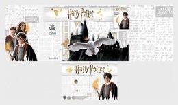 Spain 2018 - Harry Potter - Miniature Sheet MNH - 1931-Oggi: 2. Rep. - ... Juan Carlos I