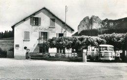 SAINT NIZIER DU MOUCHEROTTE(AUTOBUS) AUBERGE - Autres Communes