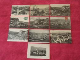 Carte Postale / Lot  / Département 46 / Lot De 10 Cartes - Frankreich