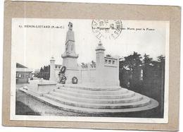 HENIN LIETARD - 62 - Monument Des Morts Pour La France -- DELC4 - - Henin-Beaumont
