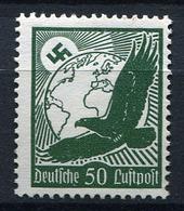 42648) DEUTSCHES REICH # 535 Y Postfrisch Aus 1934, 130.- € - Germany