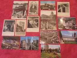 Carte Postale / Maine Et Loire   / Département 49 / Lot De 16 Cartes - France