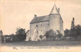 58 - NIEVRE / Saint Saulge - 585890 - Château De Jailly - France