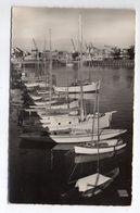 GRANVILLE --Le Port  (bateaux ,grues) - Granville