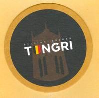 1 S/b Bière Tongri - Beer Mats