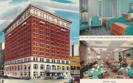 Alabama Montgomery Jefferson Davis Hotel - Montgomery