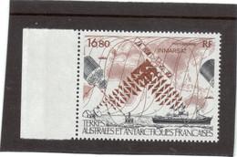 V5 - TAAF PA 99 ** MNH De 1987 - Satellite INMARSAT - ( Faciale 2,56 € ) - Terres Australes Et Antarctiques Françaises (TAAF)