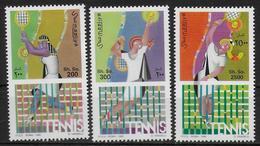 SOMALIE  N° 680/82   * * ( Cote 10e )  Tennis - Tennis