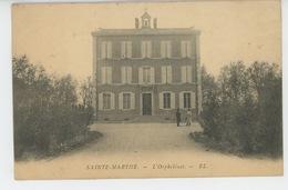 MARSEILLE (environs) - SAINTE MARTHE - L'Orphelinat - Marseille