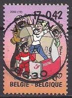 Belgien  (2000)  Mi.Nr.  2985  Gest. / Used  (3aa15) - Belgium
