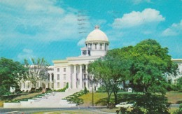Alabama Montgomery State Capitol Building 1957 - Montgomery