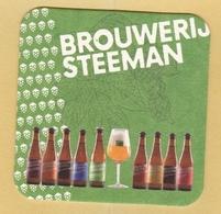 1 S/b Bière Steeman - Beer Mats