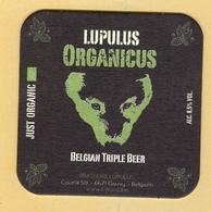 1 S/b Bière Lupulus Organicus - Beer Mats